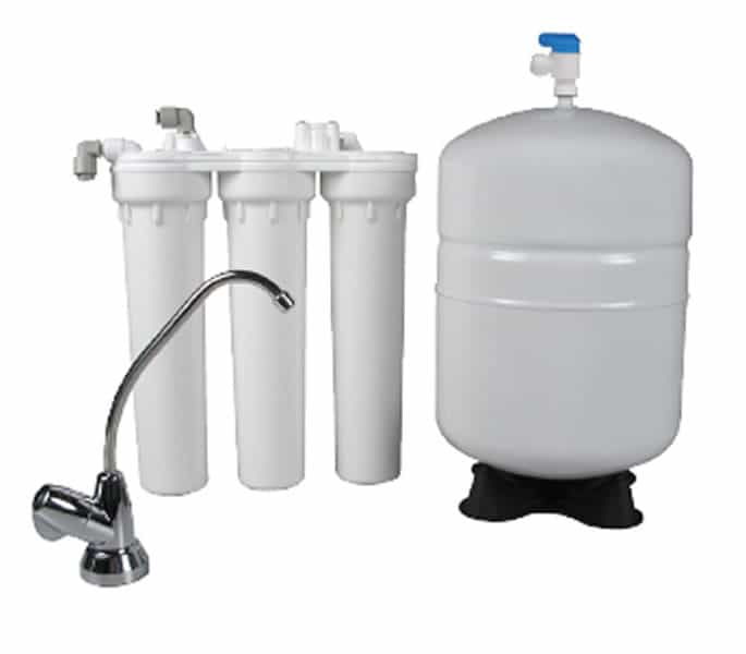 Reverse Osmosis and Ultraviolet Systems