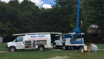 Well Drilling Salisbury NC